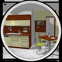 Panelákové kuchyně